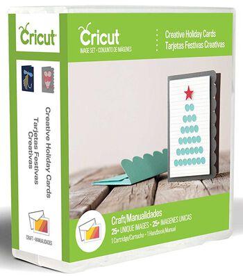 Cricut® Creative Holiday Cards Cartridge