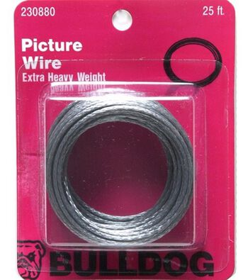 Picture Wire-Extra Heavy Weight