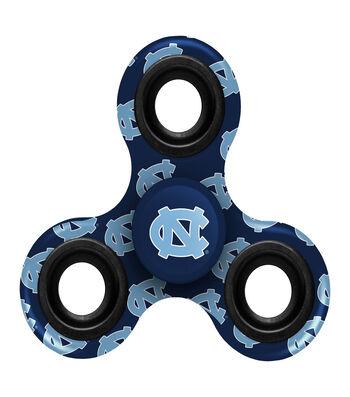 University of North Carolina Tarheels Diztracto Spinnerz-Fidget Spinner