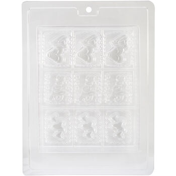 Life Of The Party Soap Tray Mold Love