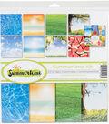 Reminisce Collection Kit 12\u0022X12\u0022-Summertime