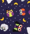 Halloween Cotton Fabric 43\u0022-Spooky Critters