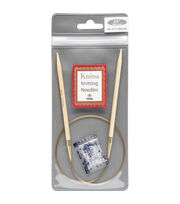 Tulip Needle Company Knina Knitting Needles 24'' Size 8, , hi-res
