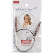 Deborah Norville Fixed Circular Needles Size 10.5, , hi-res
