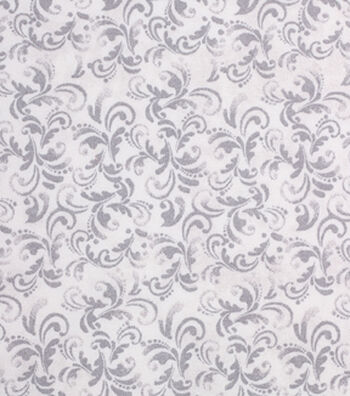 "Keepsake Calico™ Cotton Fabric 43""-Textured Scroll"
