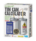 Tin Can Calculator Kit