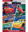 Parragon Disney® Pixar Cars 3 Ready To Race Coloring Book