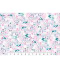 Snuggle Flannel Fabric 42\u0027\u0027-Scribbled Hearts
