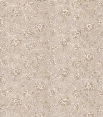 """Eaton Square Print Fabric 53""""-Finale/Canvas"""