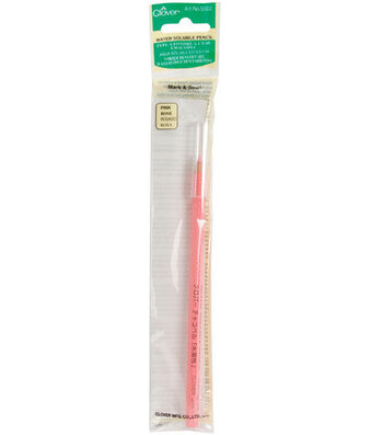 Clover Water Soluble Pencil-Pink
