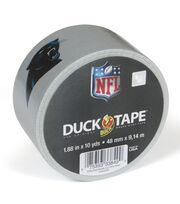 Carolina Panthers Duck Tape-Logo, , hi-res