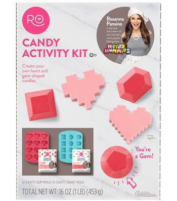 Wilton Rosanna Pansino Candy Activity Kit