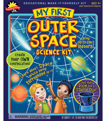 Giddy Up Scientific Explorer's My First Outer Space Kit