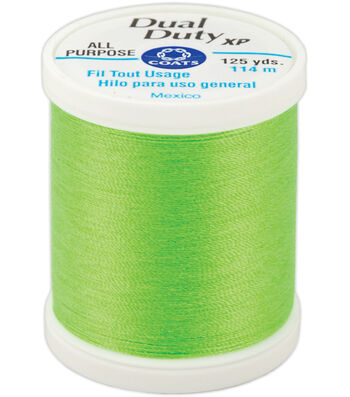 Coats & Clark Dual Duty XP General Purpose Thread-125yds