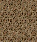 Eaton Square Print Fabric 58\u0022-Kenwood/Onyx