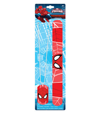 Spider-Man® Dog Tag and Slap Bracelet