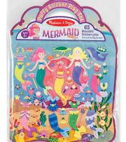 Mermaid -puffy Sticker Set, , hi-res