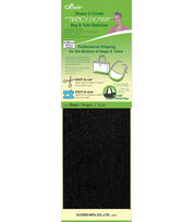 "Shape 'n Create With Nancy Zieman Bag&Tote Stabilizer-Black 5""X20"" 2/Pkg, , hi-res"