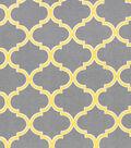 Solarium Outdoor Fabric-Irondaze Sterling