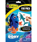 Disney Finding Dory Colorforms Fun Pack