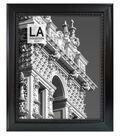 LA Collection Beaded Frame 8x10-Black