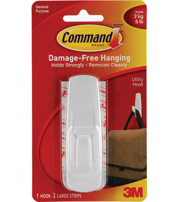 Command Strip Hook Picture Hanger