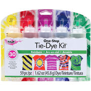 Tulip® One-Step Tie-Dye Kit Rainbow, , hi-res