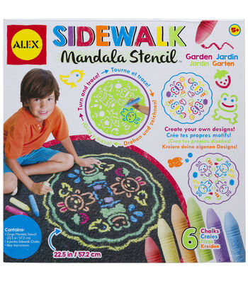 Alex Toys Sidewalk Mandala KitGarden