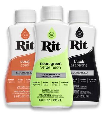 Rit Liquid Dye
