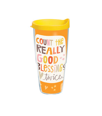 Tervis 24oz. Tumbler-Count The Really Good Blessings Twice