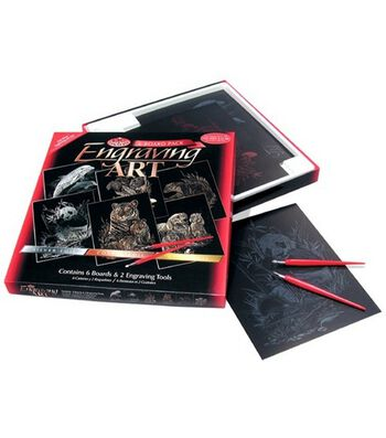 Engraving Art Set
