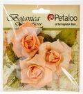 Botanica Fairy Rose Buds 1.7\u0022-Peach