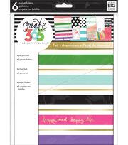 Create 365 The Happy Planner™ Mini Pocket Folders-Stay Happy, , hi-res