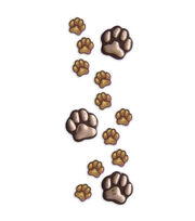 Jolee's By You Dimensional Embellishment-Paws, , hi-res