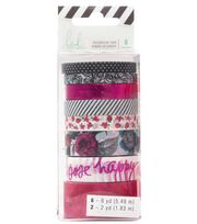 Heidi Swapp® Fresh Start Washi Tape-Elegant, , hi-res