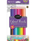Timeless Creations 12ct Double-Ended Colored Pencils