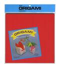 Origami Paper 9.75\u0022X9.75\u0022 100/Pkg-Assorted Colors