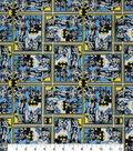DC Comics Batman Cotton Fabric 44\u0022-Comic
