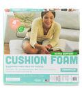 Fairfield Extra Support Cushion Foam 22\u0027\u0027x22\u0027\u0027x4\u0027\u0027
