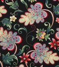 Outdoor Fabric-Solarium Willoughby Black