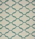 Richloom Studio Upholstery Fabric 54\u0022-Cassette/Baltic