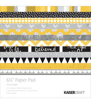 Kaisercraft Shine Bright Paper Pad, , hi-res