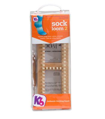 Knitting Board Sock Loom 2 Regular Gauge