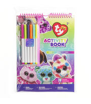 Ty Inc. Beanie Boos Activity Book with Markers, , hi-res