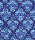 Buttercream™ Stella Collection Cotton Fabric-Mirrored Flower Bouquets