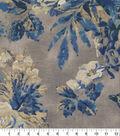 Waverly Multi-Purpose Decor Fabric 54\u0027\u0027-Indigo Cast a Spell