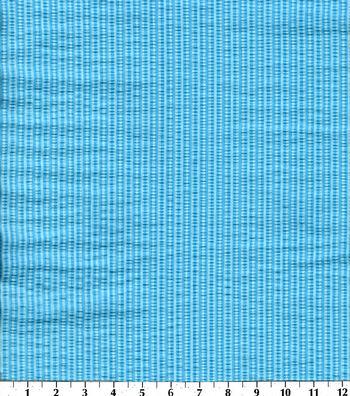 Tutti Fruitti Fabric Tonal Stripe Turquoise