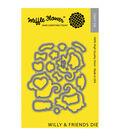 Waffle Flower Crafts Die-Willy & Friends