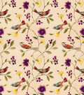 Eaton Square Lightweight Decor Fabric 54\u0022-Singer/Peacock