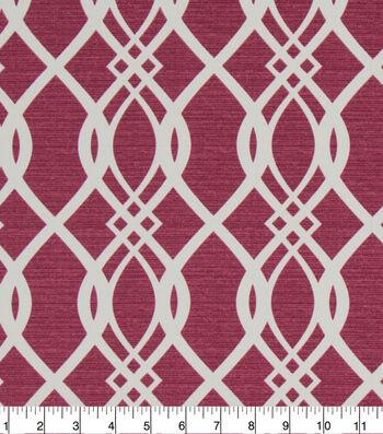 SMC Designs Tropix Outdoor Canvas 54''-Boysenberry Hedda Fresco